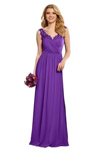 Alfred Angelo Viola Alfred Angelo Signature Bridesmaids Dress 7365l Viola Size 12 Dress