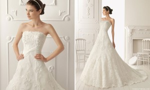 Aire Barcelona Raquel Wedding Dress