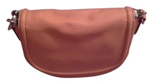 Mulberry Satchel in apricot