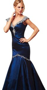Mac Duggal Couture Senior Prom Mermaid Fitted Dress