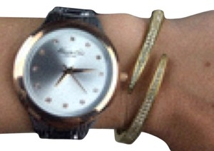 Kenneth Cole Kenneth Cole New York silver and rose gold watch
