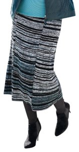 Anna Aura Skirt Black /Multi