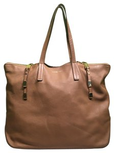 Michael Kors Miranda Tote in Brown