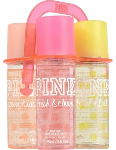 Victoria's Secret Victoria's Secret PINK Body Mist Coffret 4 Mini Mist Gift Set