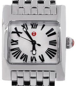 Michele Michele Cloette Mother Of Pearl Roman Dial Ladies Watch