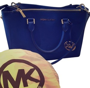 Michael Kors Satchel in Blue