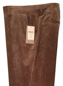 Coldwater Creek Boot Cut Pants tan