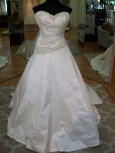 Justin Alexander 8633 Wedding Dress