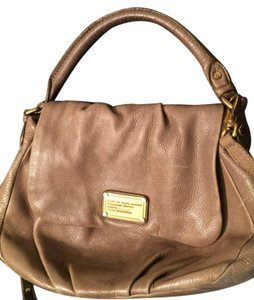 Marc Jacobs Ukita Satchel in Brown