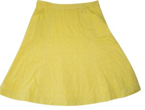 Marc by Marc Jacobs Skirt yellow