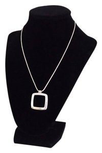 The Limited Square Necklace