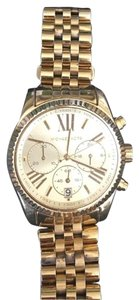 Michael Kors Bradshaw Gold Tone Watch