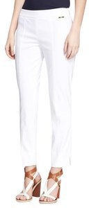 Tory Burch Capri/Cropped Pants white