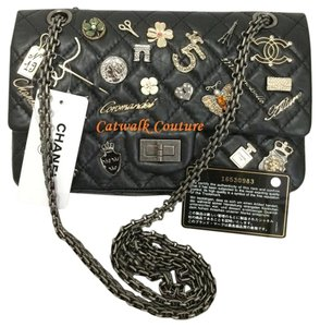 Chanel New Classic Charms Cross Body Bag