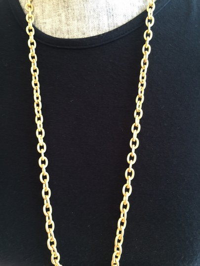 Other Faux Pearl Gold-Tone Long Necklace