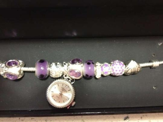 figaro coulture Figuro Coulture Charm Watch bracelet in purple
