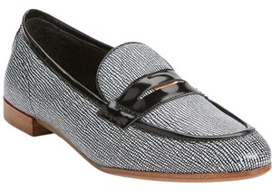 Rag & Bone Brand New Pair Black/White Dina Loafers Flats