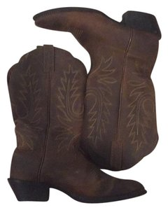 Ariat Distressed Brown Boots