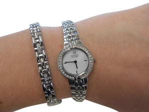 Citizen CITIZEN Eco-Drive Diamond Silver Ladies Watch