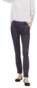 Ann Taylor LOFT 10r Skinny Pants Blue, Coastal Grey