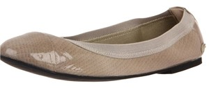 Lacoste Light Brown Flats