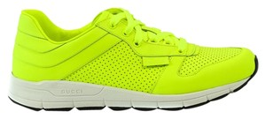 Gucci Men's Sneakers Yellow Athletic