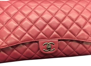 Chanel Calfskin Leather Shoulder Bag