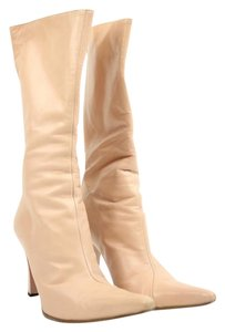 Charles David Light Tan Boots