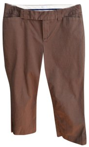 Gap Size 1 Capris brown