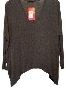Lumiere T Shirt Heather Charcoal