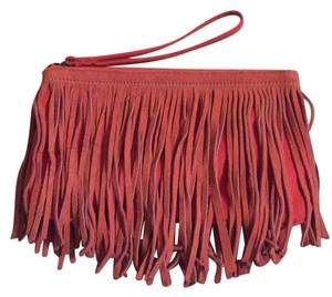 American Eagle Outfitters Wristlet in Burnt Orange