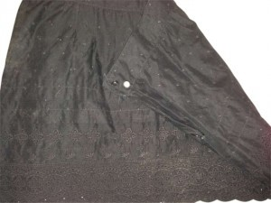 Marc Jacobs Casual Mini Skirt Black