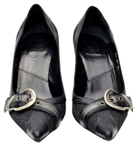 Dior Christian Heels Black Pumps