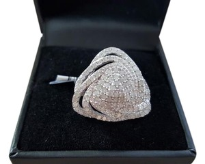 Macy's Wrapped in Love Diamond Ring 1 ct. t.w. in Sterling Silver