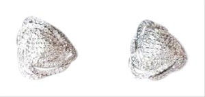 Macy's Wrapped in Love Diamond Stud Earrings 1 ct. t.w. in Sterling Silver