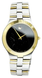 Movado Movado Two Tone Swiss Made Museum Watch