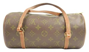 Louis Vuitton Barrel Speedy Neverfull Keepall Cyllinder Satchel in Monogram