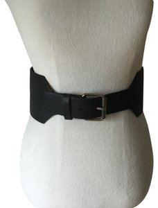 Topshop Wide Hinge Belt