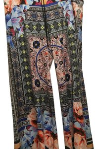 Clover Canyon Wide Leg Pants Multicolored