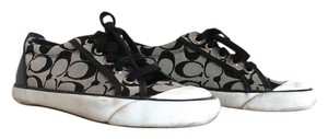 Coach Empire Sneakers Monogram Black and white Athletic