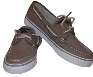Sperry Gray Flats