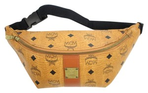 MCM Bum Waist Fanny Pack Cross Body Bag