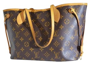 Louis Vuitton Neverfull Pm Tote in Monogram