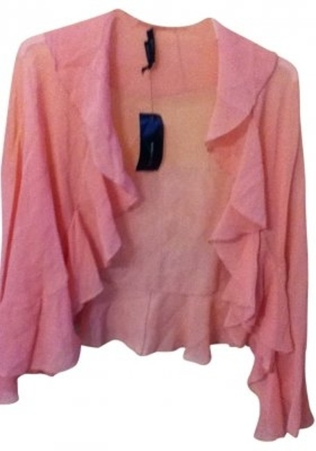 Preload https://item1.tradesy.com/images/bcbgmaxazria-pink-blouse-size-2-xs-16990-0-0.jpg?width=400&height=650
