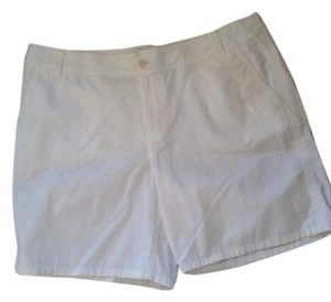 Tommy Bahama Cargo Tropical Bermuda Shorts white