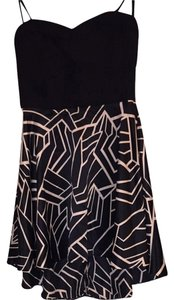 Charlotte Russe short dress Black on Tradesy