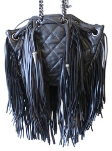 Chanel Fringe Shouder Shoulder Bag