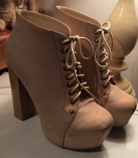 Other Nude or Blush Platforms