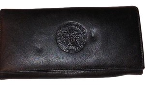 Versace Gianni Versace black wallet