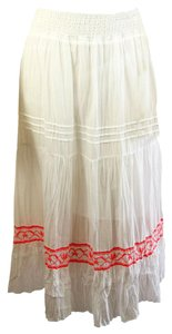 Style & Co Maxi Skirt White